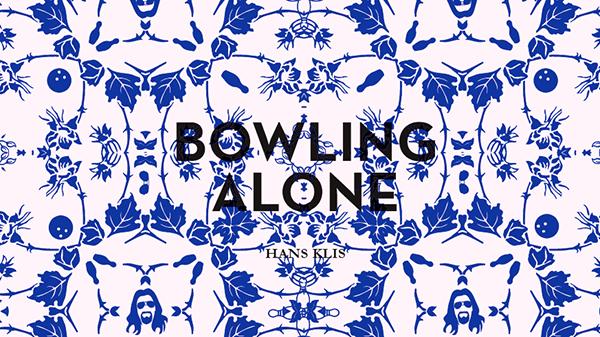 bowling alone art