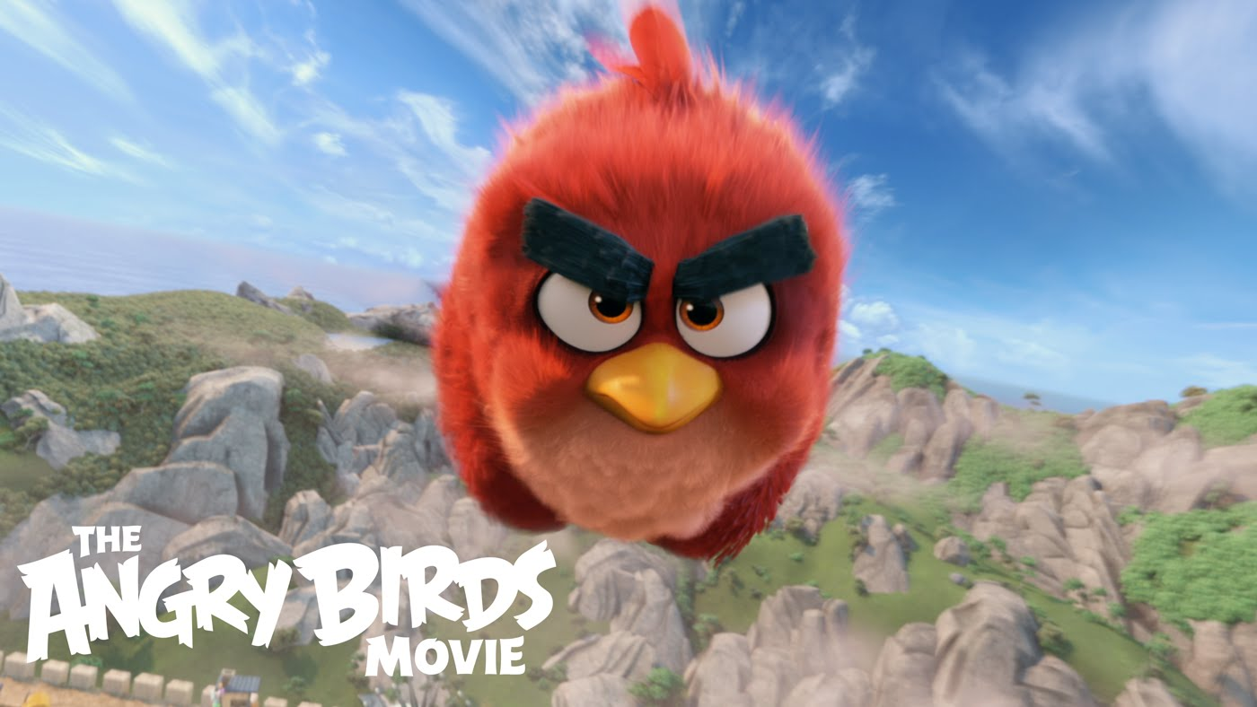 Screenshot The Angry Birds Movie - Official International Theatrical Trailer. Foto YouTube /