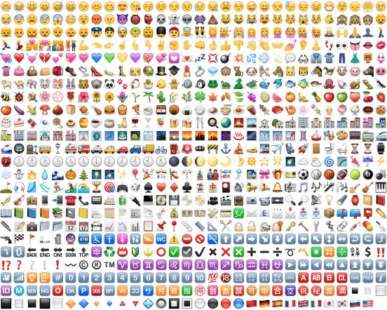 Foto Unicode