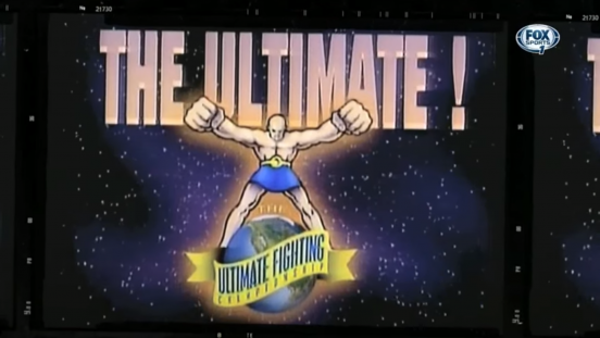Ultimate Fighting Championship. Foto YouTube