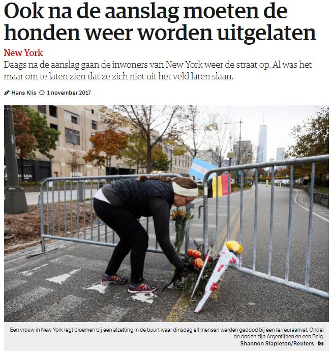 Screenshot nrc.nl